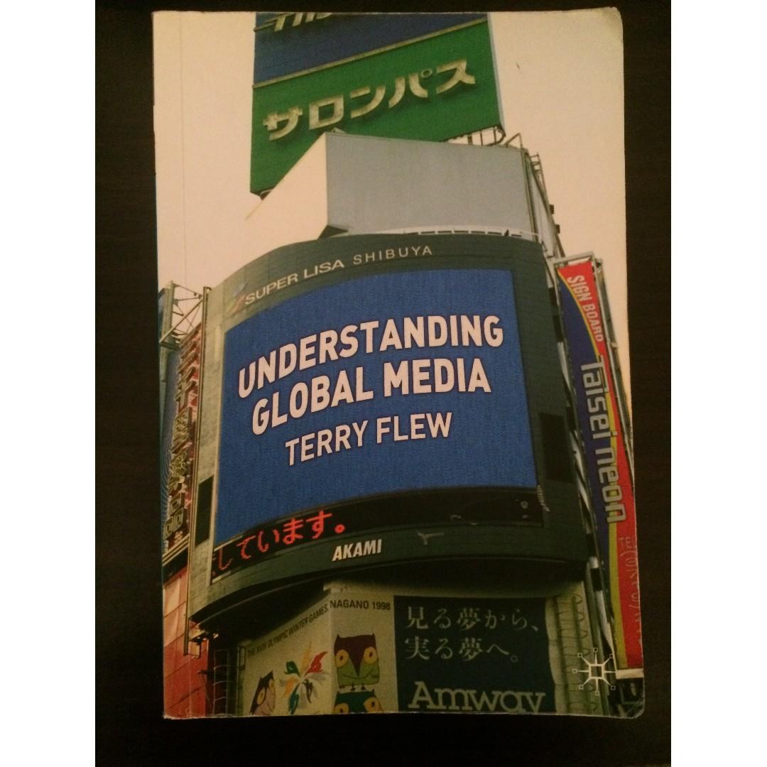 Understanding Global Media (Terry Flew 2007) (price O.N.O)