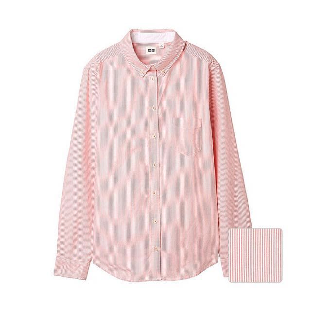 Uniqlo Striped Top
