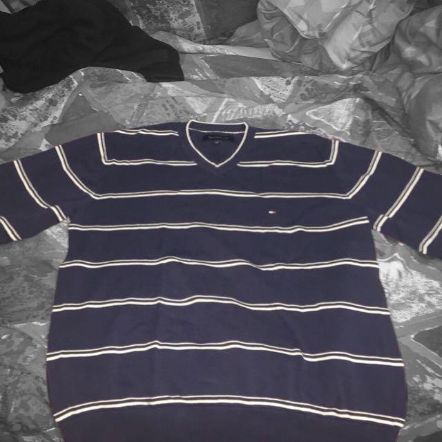 Unisex Striped Long Sleeve