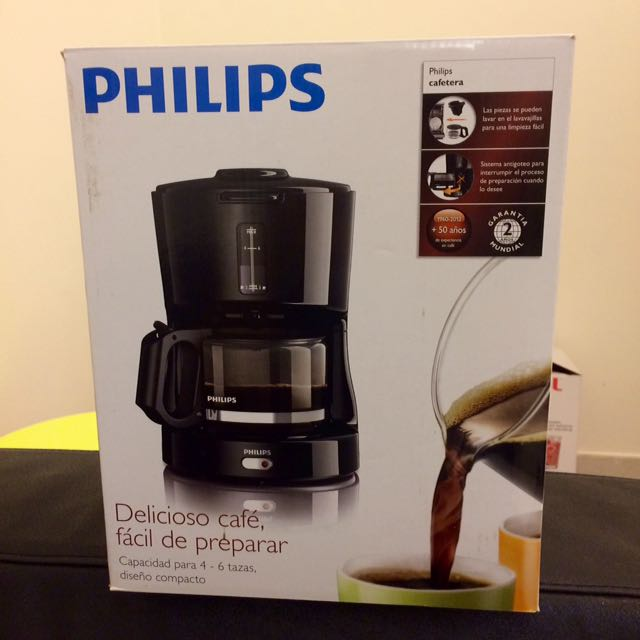 Urgent: Philips Coffee Maker