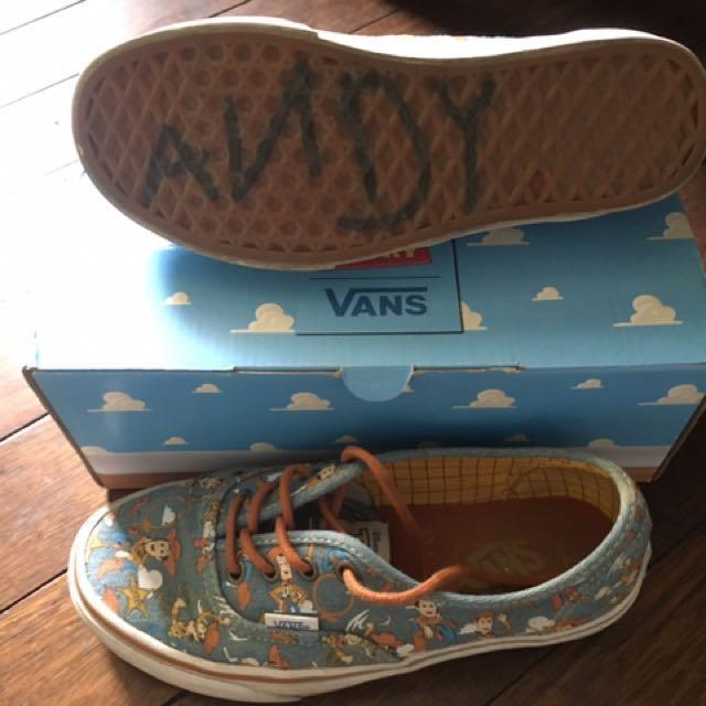 Vans Toy Story