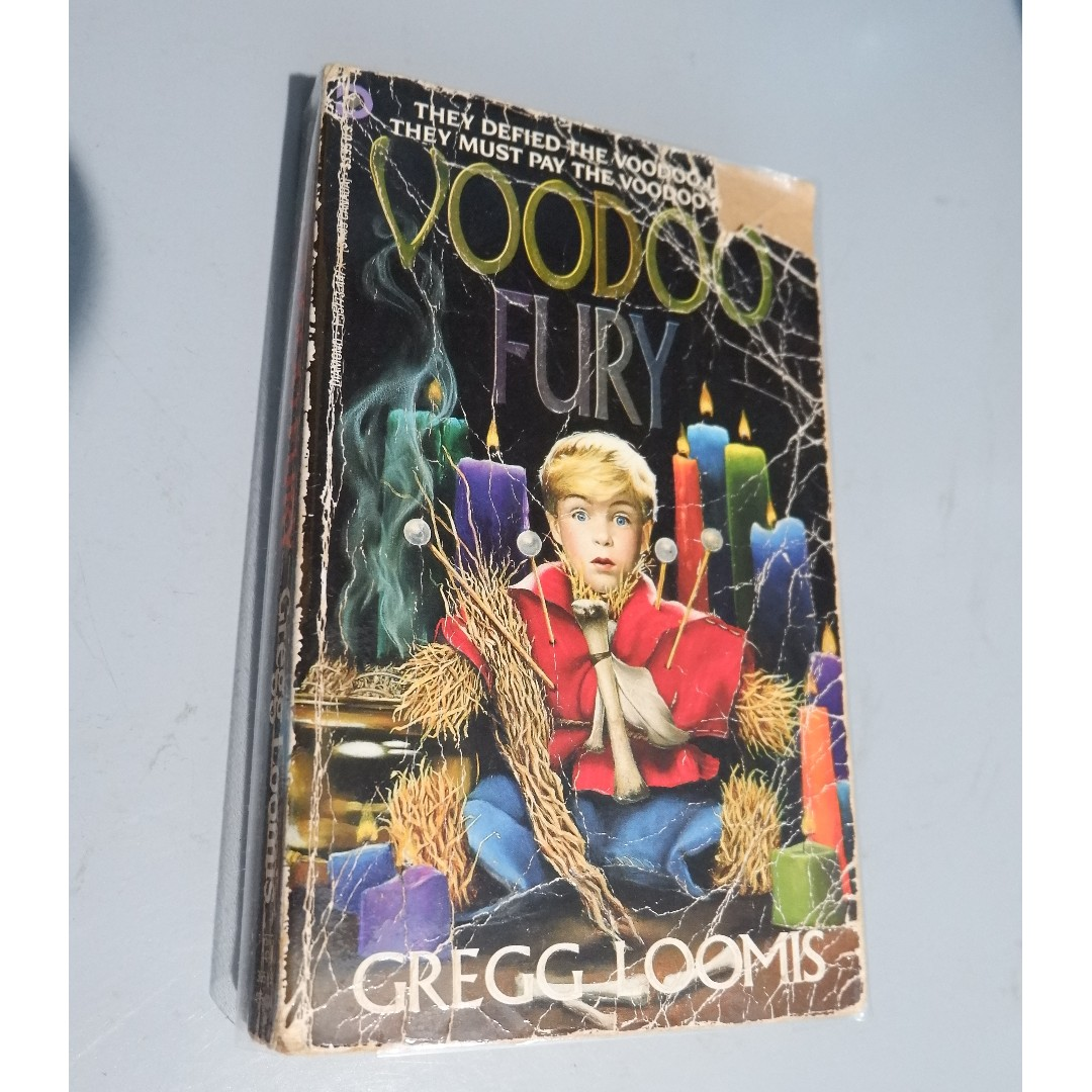 Voodoo Fury by Greg Loomis