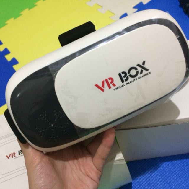 VR Box Virtual Reality Glasses