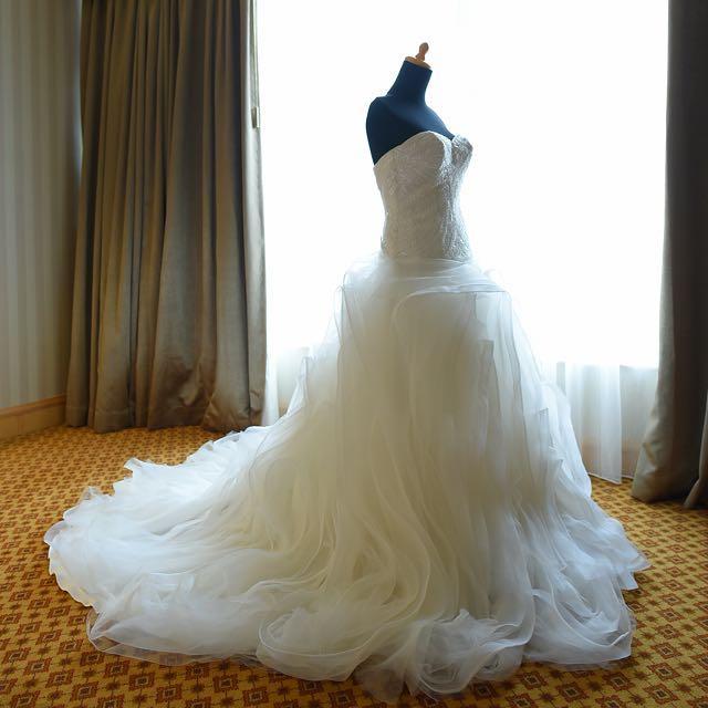 Wedding Gown 🔻Price Drop