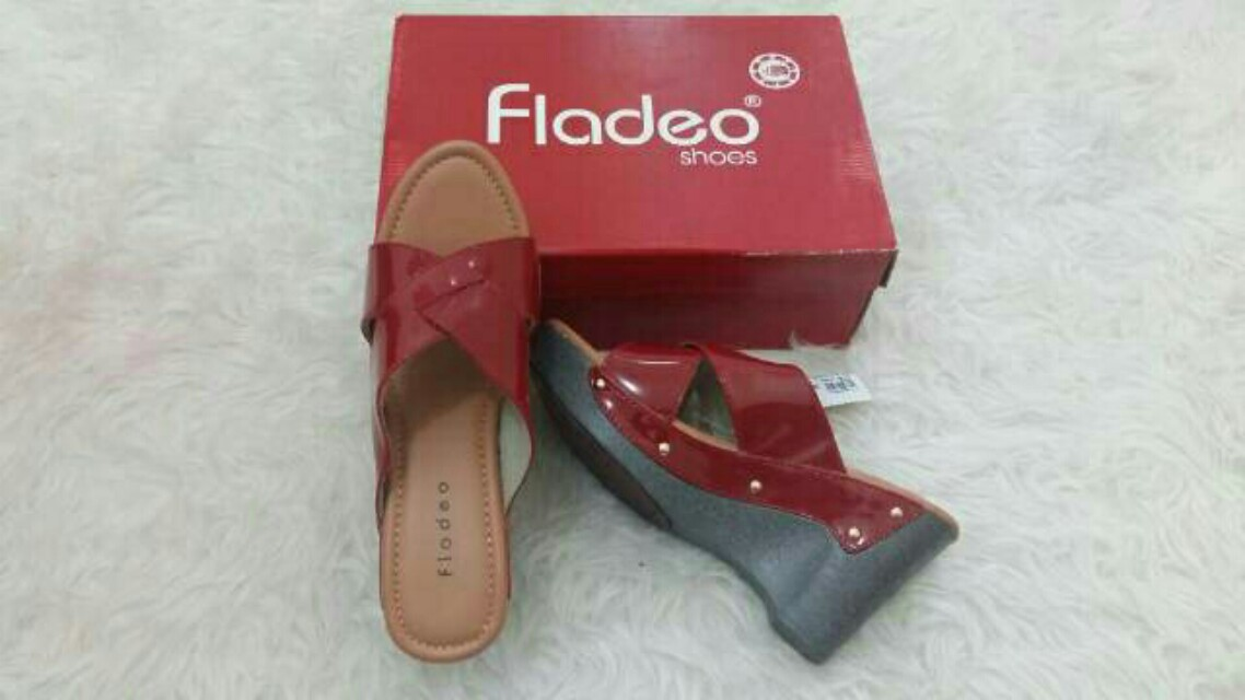 Wedges fladeo murah