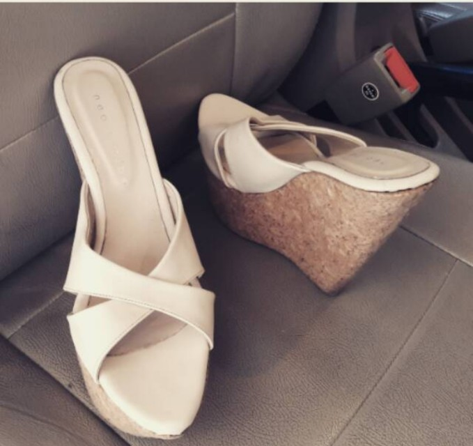 Wedges putih dove