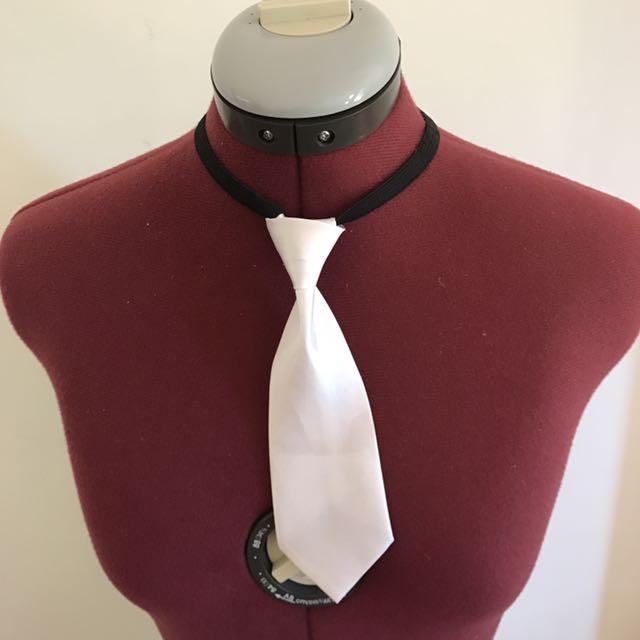 White Tie Costume