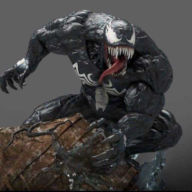 Venom Game Toy : Wts custom venom statue toys games bricks figurines