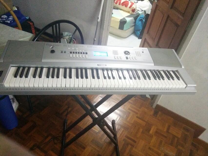 Yamaha Piano DGX -230 model full keys keyboard - Good condition