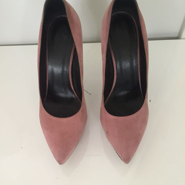 YSL Heels Size 37.5