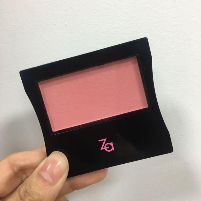 ZA 霧面 腮紅 03 pink petal 粉色
