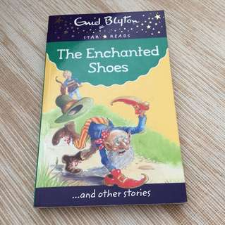 Enid Blyton the enchanted shoes