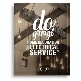 ELECTRICAL, LIGHTING AND WIRING SERVICE
