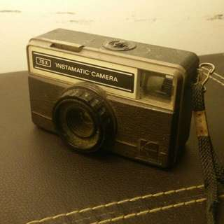 Vintage Kodak Instamatic Camera Made In England