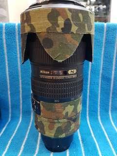 Nikon DX Afs 70-200/2.8 G VR II N