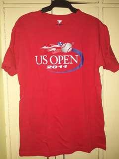 Red US Brand Tshirt