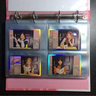 TWICE Signal era Special Photocard