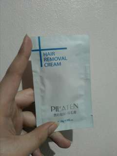 Pil'aten hair removal cream