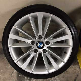 BMW Series 連 石橋POTENZA RE050A 尾245/35/R18,頭215/40/R18