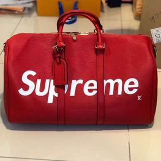 LV SUPREME LUGGAGE