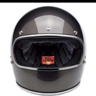 Blitwell Gringo Cafe Racer Helmet , Not Harley Davidson xr1200, Ducati Scrambler Monster 821 1200 , Moto guzzi v7 48 72,