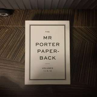 Mr Porter Paperback Volumes 1-3