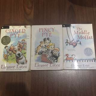 Eleanor Estes Books