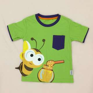 Boy tops t-shirt (green)