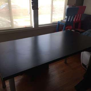 (SOLD) Big study desk need gone