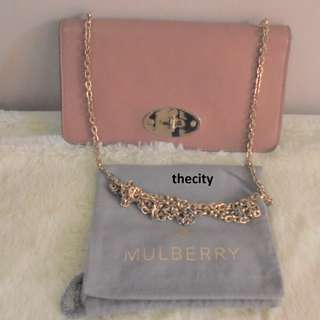 AUTHENTIC MULBERRY WALLET ON CHAIN (WOC)