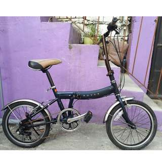 LANDROVER ALLOY FOLDING BIKE (FREE DELIVERY AND NEGOTIABLE!)