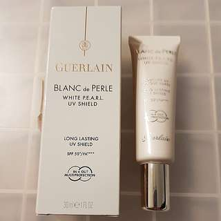 Guerlain Blanc de Perle White Pearl UV Shield