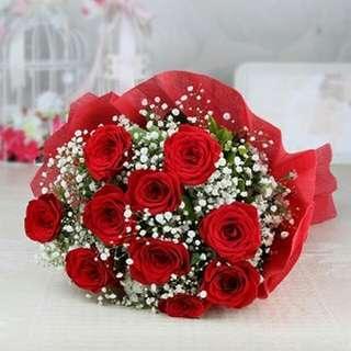 Valentine Kiss Bouquet V60 - Ygwjv