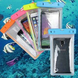 Cellphone waterproof case