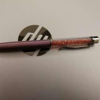 Genuine/Authentic Swarovski Crystalline Lady Ballpoint Pen