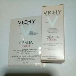 BN Vichy Idealia Lumiere illuminating Moisture Essence