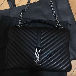 YSL signature college large size