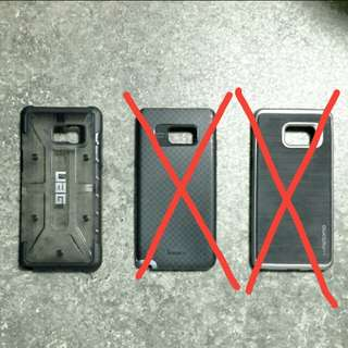 Note 7/ Note FE casing *reserved*