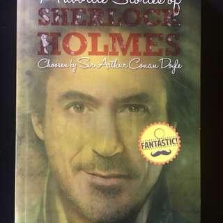 2 buku Sherlock Holmes