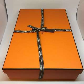 Original Hermes Sandal Box