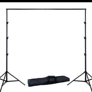 [Sales] Portable backdrop Photo Stand 3m by 2.8m