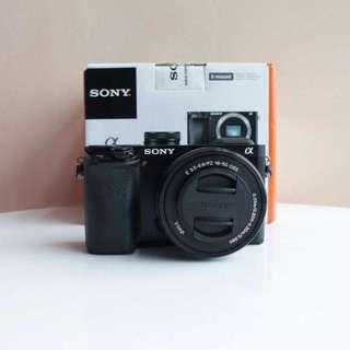 Sony Camera A6000