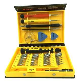 38 in 1 Screwdriver Set Screwdriver Kit For Opening Repair Tool for PC, Laptop, Mobile Phone