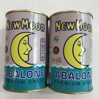 Canned New Moon Abalone