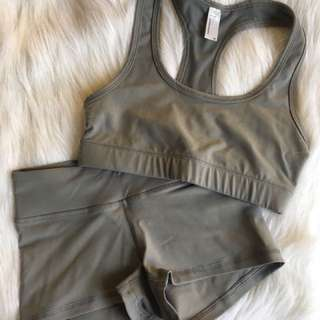 American Apparel Athletic Set