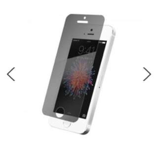 iPhone 5 screen privacy protector