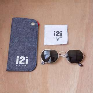 BNEW i2i New York unisex sunglasses