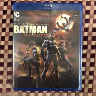 DC Universe: Batman - Bad Blood (Blu-ray)