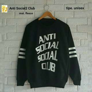 Sweater anti sosial all size