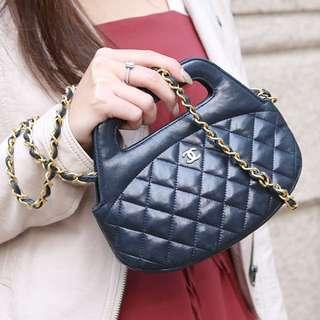 Vintage Chanel Lambskin Mini Bag